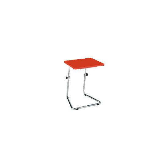 Tilt Laptop Table, Red
