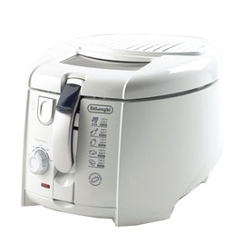 Delonghi F28211 Deep Fat Fryer White with Rotating Basket Reviews
