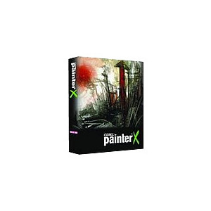 Photo of Corel Software Painter X Software