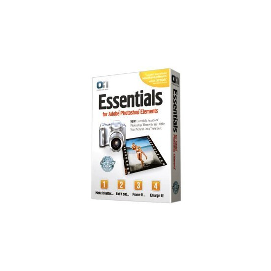 Onone Photoshop Essentials ELE-10211