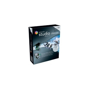 Photo of Pinnacle Studio Ultimate - ( V. 11 ) - Complete Package - 1 User - DVD - Win - English Software