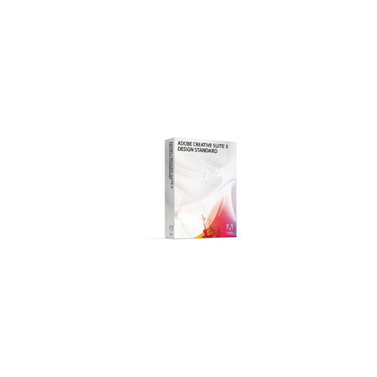 Adobe Creative Suite 3 Design Standard - Product upgrade package