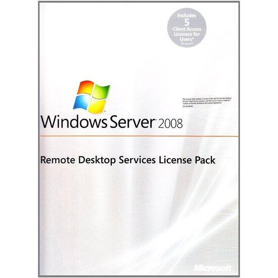 Microsoft Windows Remote Desktop Services 2008 R2