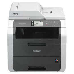 Brother MFC-9140CDN A4 laser colour all-in-one printer Reviews