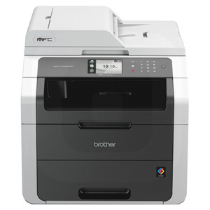 Photo of Brother MFC-9140CDN A4 Laser Colour All-In-One Printer Printer
