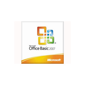 Photo of Microsoft Office 2007 Basic OEM Medialess License Key (No CD) Software