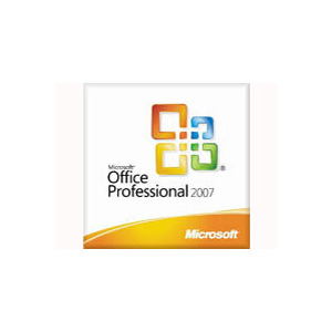 Photo of Microsoft Office 2007 Professional OEM (MLK) Medialess License Key (No CD) Software