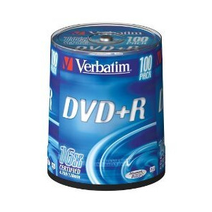 Photo of Verbatim DVD-R 43551 DVD R