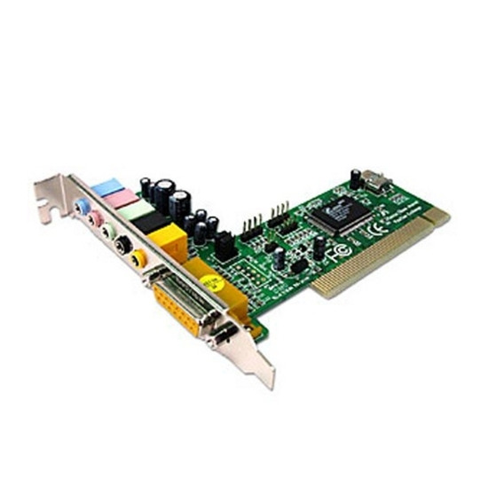Dynamode 6 Channel PCI