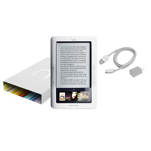 Photo of Barnes & Noble Nook First Edition (Wi-Fi) Ebook Reader