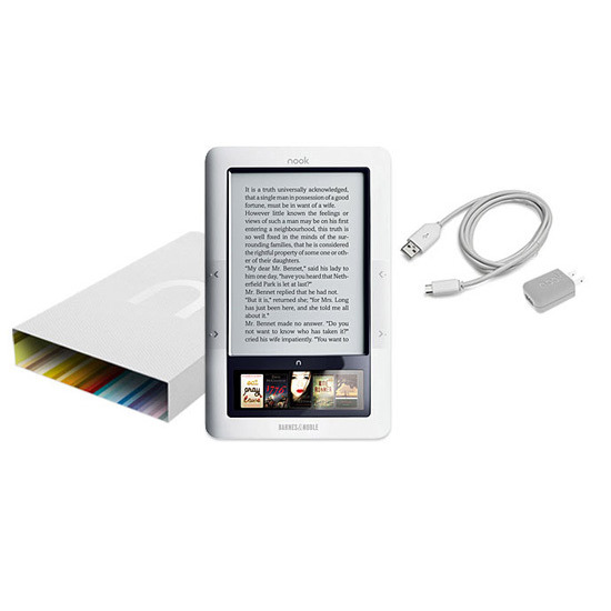Barnes & Noble Nook First Edition (Wi-fi)