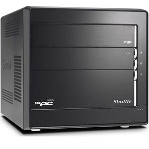 Photo of Shuttle XPC SX38P2 Barebones Desktop Computer