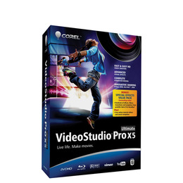 Corel VideoStudio Pro X5 Ultimate Reviews