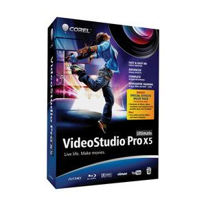 Photo of Corel VideoStudio Pro X5 Ultimate Software