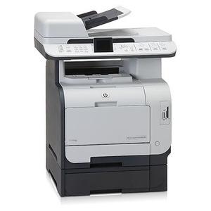 Photo of HP Color LaserJet CM2320FXI Printer