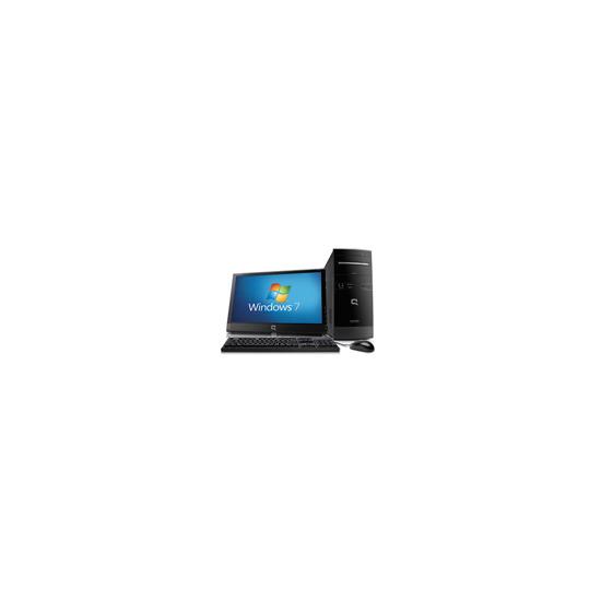 "HP Compaq Presario CQ5305uk-m with 19"" Compaq monitor"