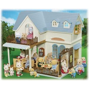Photo of Flair B61 Sylvanian Families Courtyard Restaurant Toy