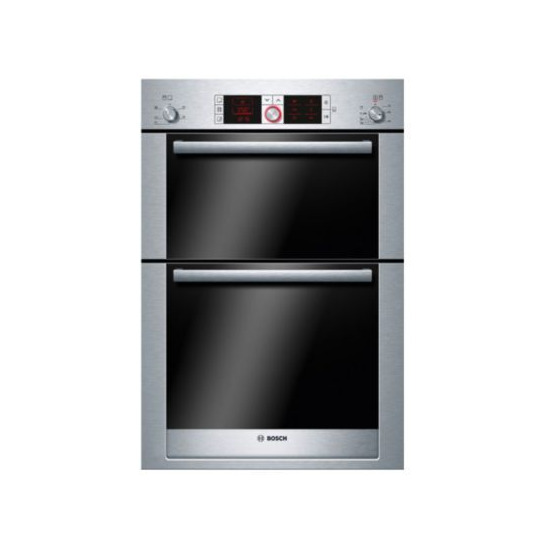 Bosch HBM56B550B Integrated Double Oven