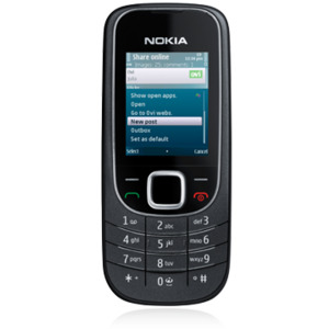 Photo of Nokia 2323 Classic Mobile Phone