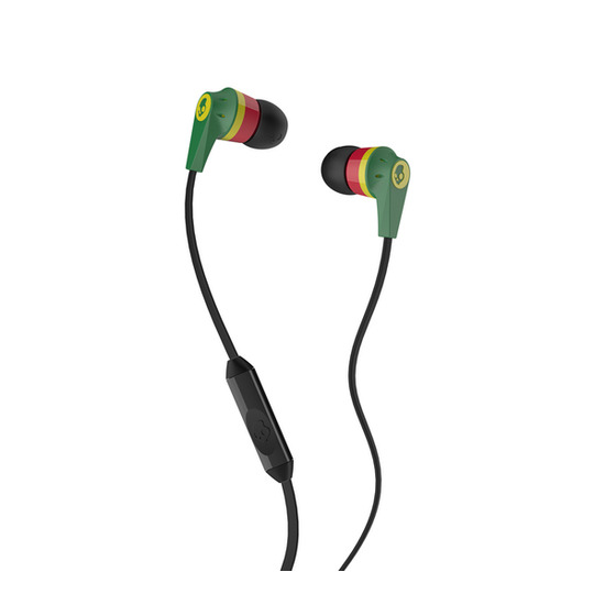Skullcandy Ink'd 2.0 S2IKDY-102 Headphones - Rasta