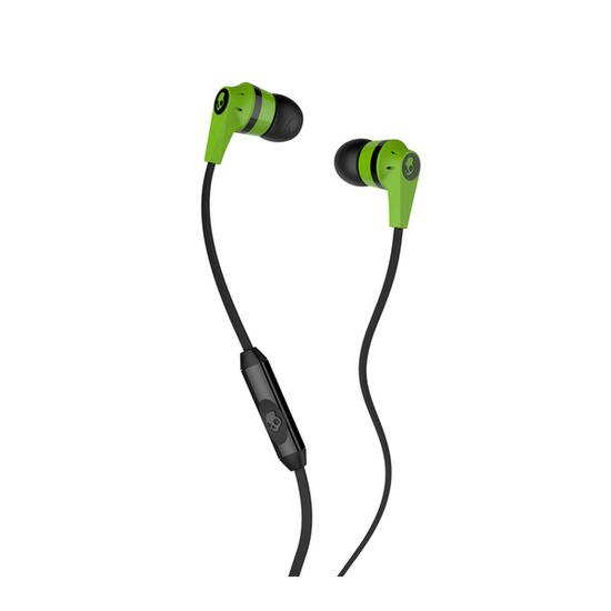 SKULLCANDY Ink'd 2.0 S2IKFY-323 Headphones - Green & Black