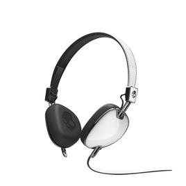 SKULLCANDY S5AVDM-074 Navigator Headphones - White & Black