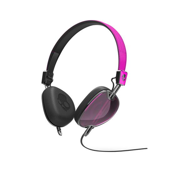Navigator S5AVFM-313 Headphones - Pink