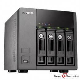 QNAP TS-410 Turbo NAS Reviews
