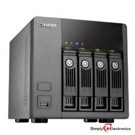 QNAP TS-410 Turbo NAS Reviews