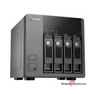 Photo of QNAP TS-410 Turbo NAS Network Storage