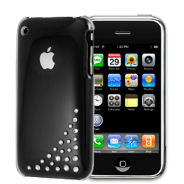 Bling My Thing Diffusion Crystal iPhone