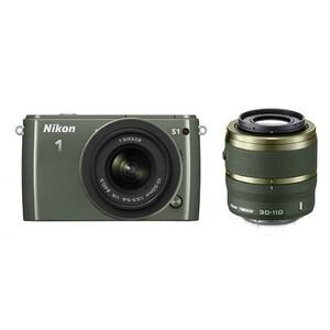 Photo of Nikon 1 S1 Mirrorless System Camera Red 11-27.5MM 10MP Digital Camera