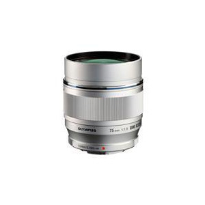 Photo of Olympus m.ZUIKO Digital ED 75MM F/1.8 Lens Lens