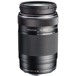 Olympus M.Zuiko Digital ED 75-300mm f/4.8-6.7 II Lens Reviews