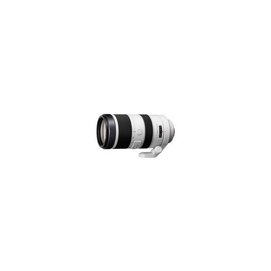 Sony Alpha 70-400mm f/4-5.6G SSM II Lens for A-Mount