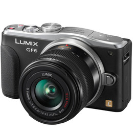 Panasonic Lumix DMC-GF6 with 14-42mm Lens Reviews
