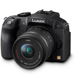 Panasonic Lumix DMC-G6 with 14-42mm Lens Reviews