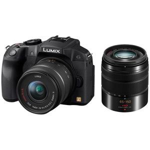 Photo of Panasonic DMC-G6 14-42MM and 45-150MM Twin Lens Kit Digital Camera