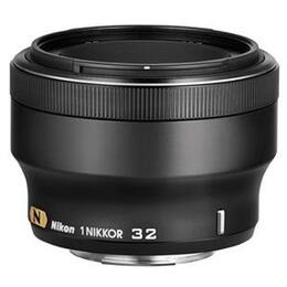 Nikon 1 32mm f/.2 Reviews