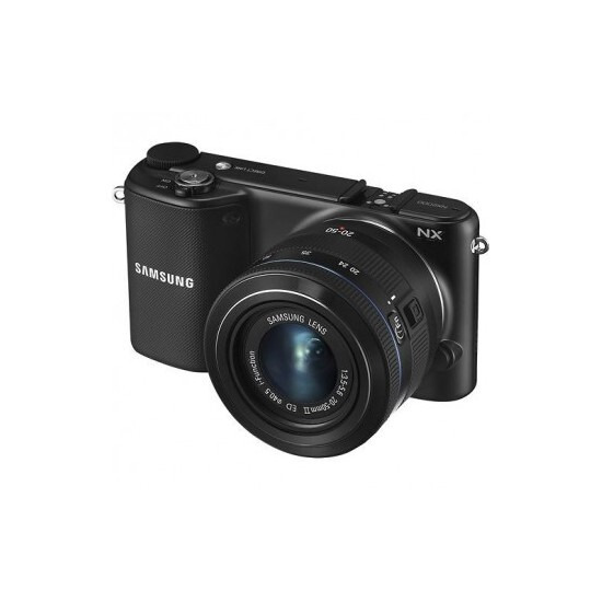 Samsung NX2000 with 20-50mm Lens