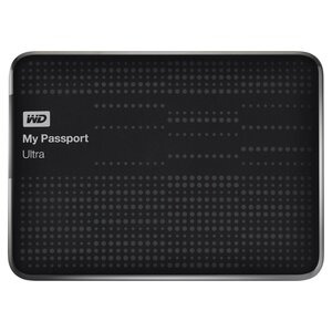 Photo of My Passport Ultra 1TB Portable Hard Drive - Black External Hard Drive