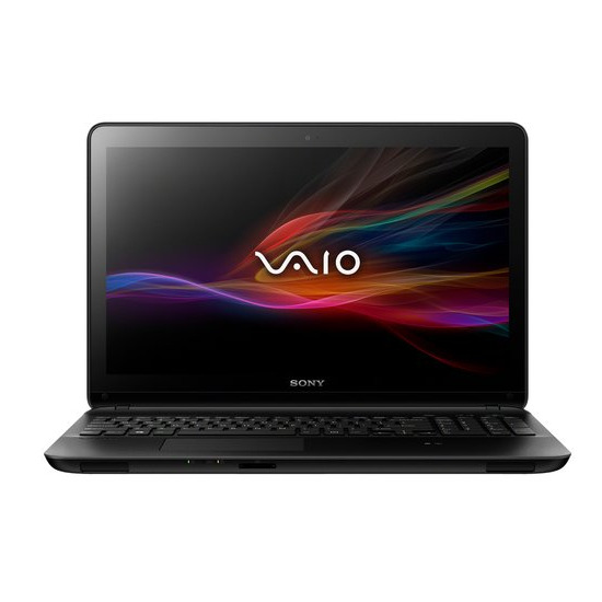 Sony Vaio Fit SVF1521Q1E