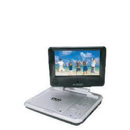 "Curtis DVD7026 7"" Swivel Portable DVD Player Reviews"