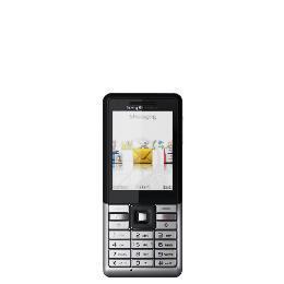 O2 Sony Ericsson Naite - Silver & Black Reviews