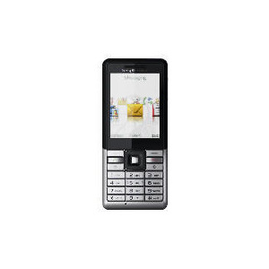 Photo of O2 Sony Ericsson Naite - Silver & Black Mobile Phone