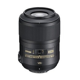Nikon AF-S DX Micro NIKKOR 85mm f/3.5G ED VR Reviews