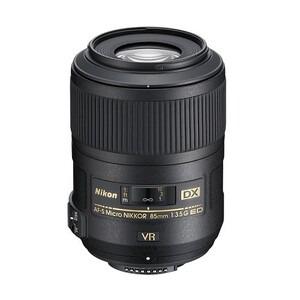 Photo of Nikon AF-S DX Micro NIKKOR 85MM F/3.5G ED VR Lens