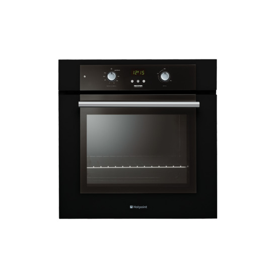 HOTPOINT BS43K BLACK