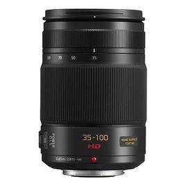 Panasonic LUMIX G X VARIO 35-100mm f/2.8 Lens - H-HS35100E