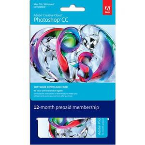 Photo of Adobe Photoshop CC Software